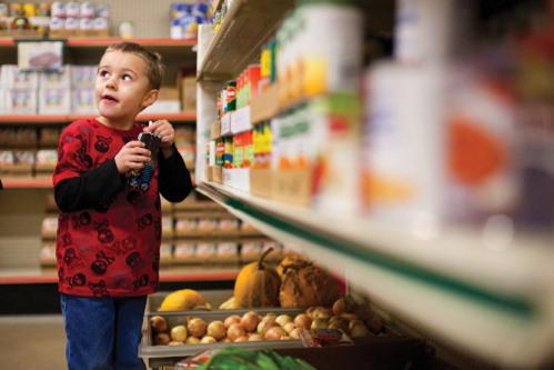 Donate to The Idaho Foodbank