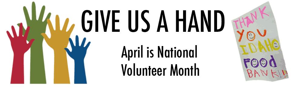 National_Volunteer_Month
