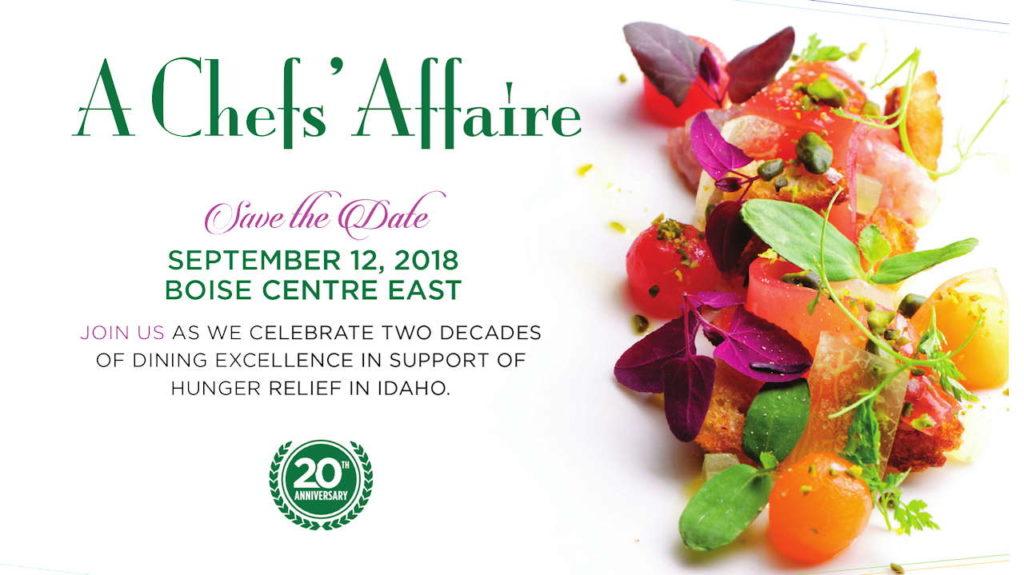 A Chefs Affaire 2018