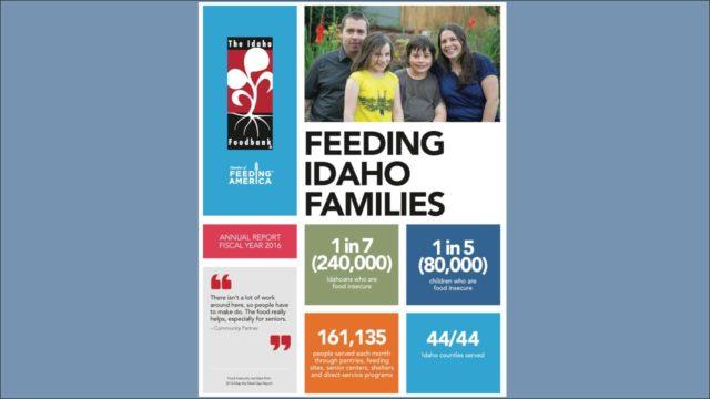 Idaho Foodbank Annual Report