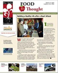Idaho Food Bank Newsletter