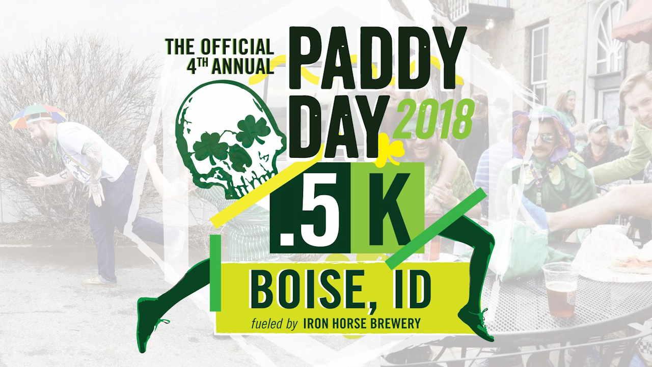 St. Paddy Day Fun Run