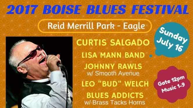 Boise Blues Festival