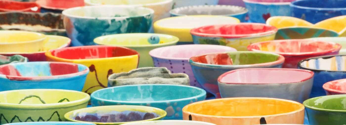 Idaho Food Bank Empty Bowls