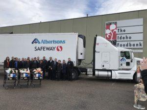 Albertsons, Customers Donate 2,616 Full Turkey Dinners To Idahoans