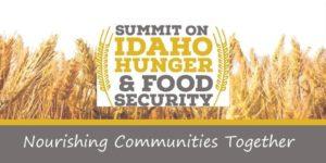 Summit on Idaho Hunger