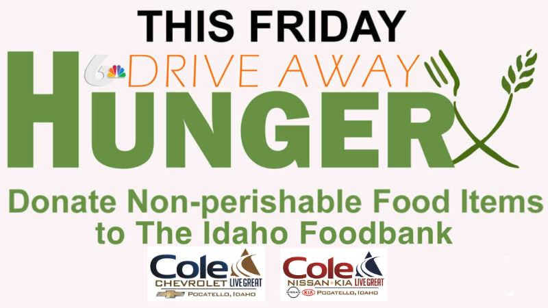 Drive Away Hunger