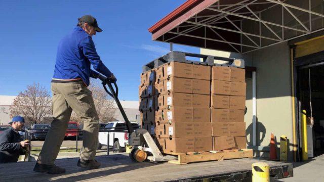 The Idaho Foodbank Warehouse