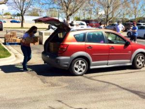 Loading Cars