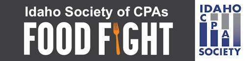 Idaho Society of CPAs Food Fight