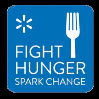 Walmart Fight Hunger. Spark Change