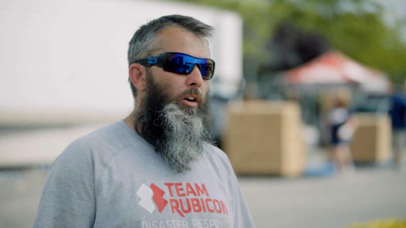 Brandon Weast Team Rubicon