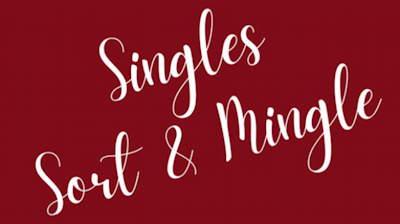 Singles Sort and Mingle