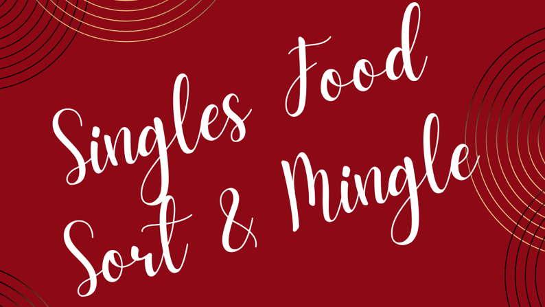 Singles Food Sort