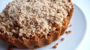 Diabetic Splenda Apple Pie